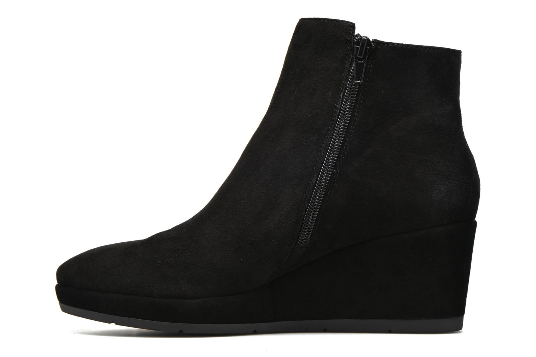 Bottines et boots JB MARTIN Zelba Noir vue face