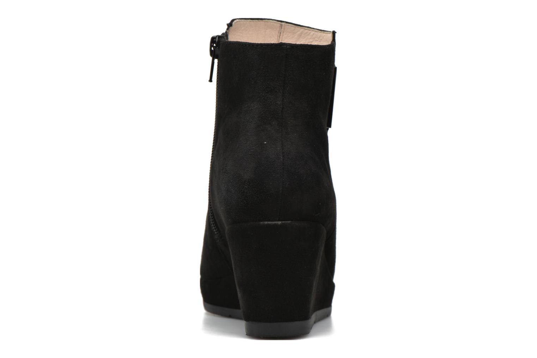 Bottines et boots JB MARTIN Zelba Noir vue droite