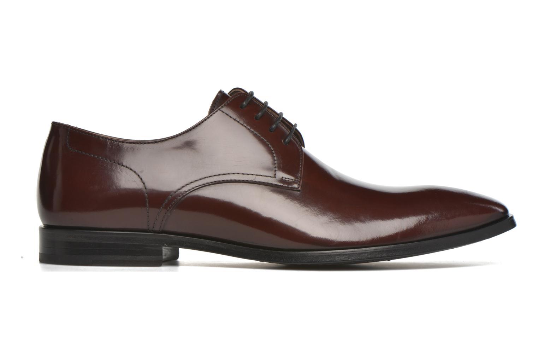 Chaussures à lacets Karl Lagerfeld Rafaelo Bordeaux vue derrière