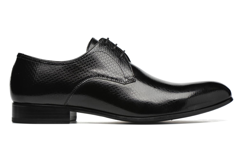Chaussures à lacets Karl Lagerfeld Alberto Noir vue derrière