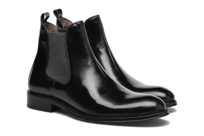 Bottines et boots Karl Lagerfeld Miguel Noir vue 3/4