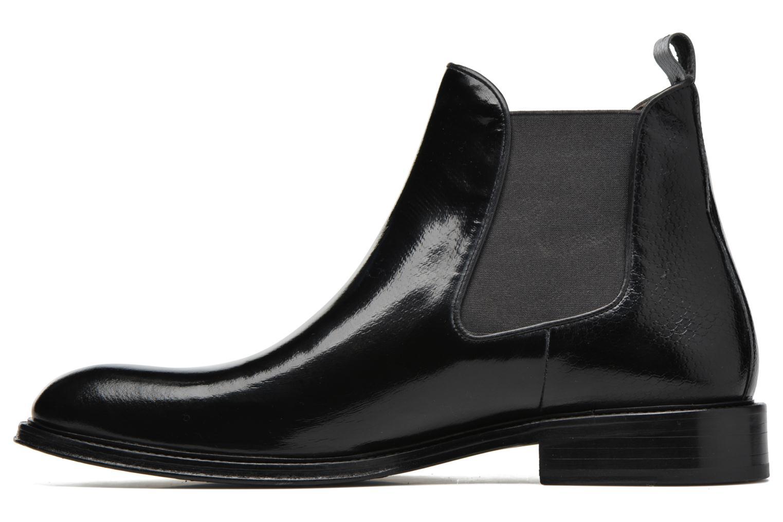Bottines et boots Karl Lagerfeld Miguel Noir vue face