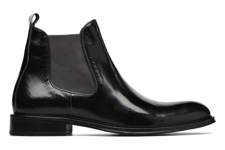 Bottines et boots Karl Lagerfeld Miguel Noir vue derrière