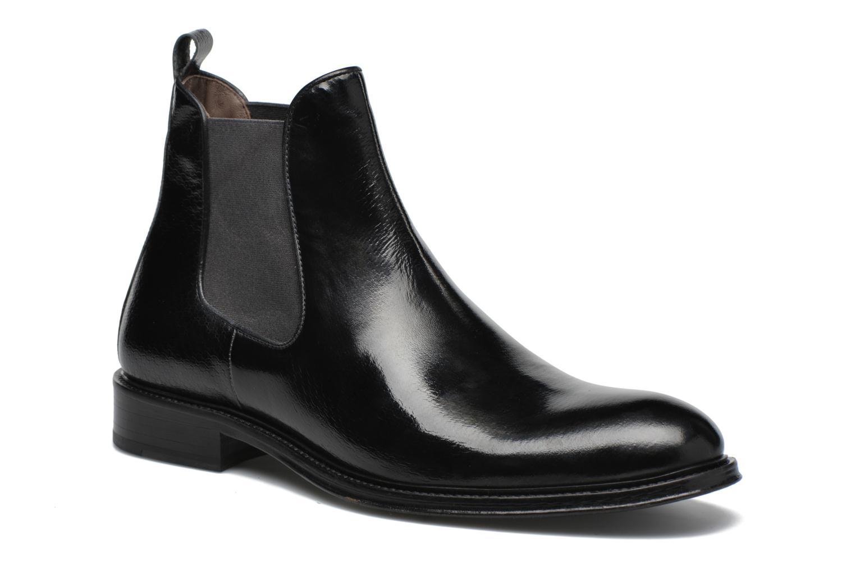 Bottines et boots Karl Lagerfeld Miguel Noir vue détail/paire