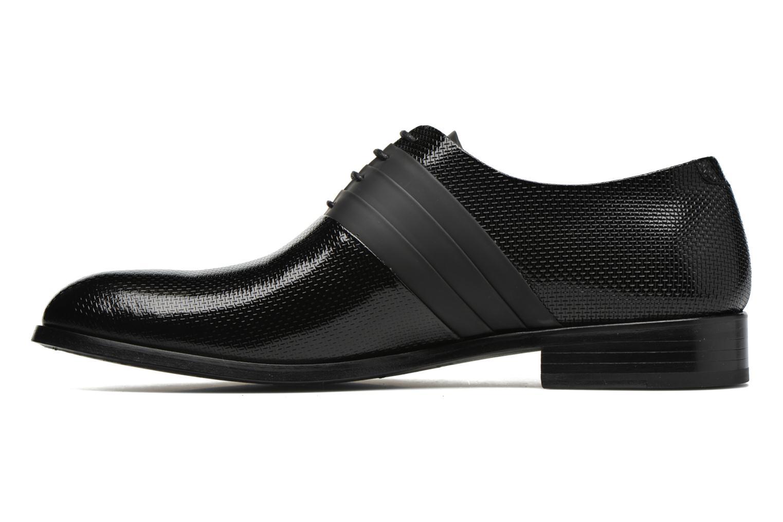 Chaussures à lacets Karl Lagerfeld Bernardo Noir vue face