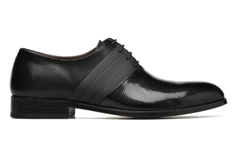 Chaussures à lacets Karl Lagerfeld Bernardo Noir vue derrière