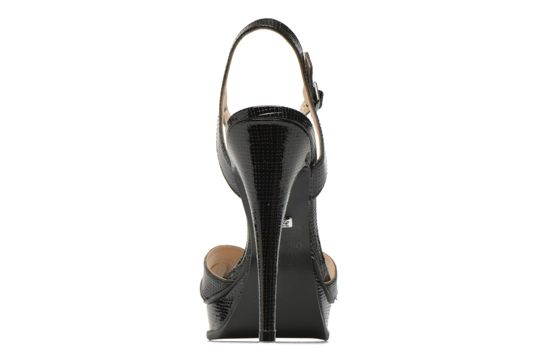 Sandali e scarpe aperte Buffalo Aya Nero immagine destra