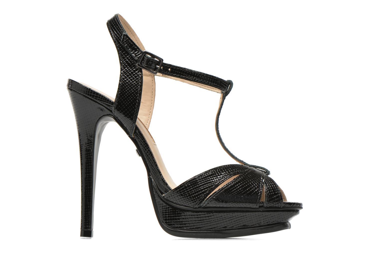 Sandali e scarpe aperte Buffalo Aya Nero immagine posteriore
