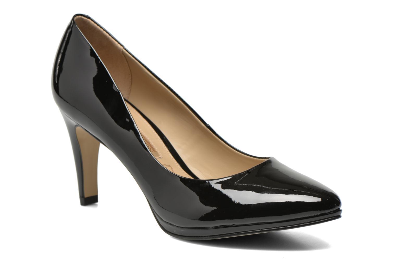 Zapatos de tacón Buffalo Leonce Negro vista de detalle / par