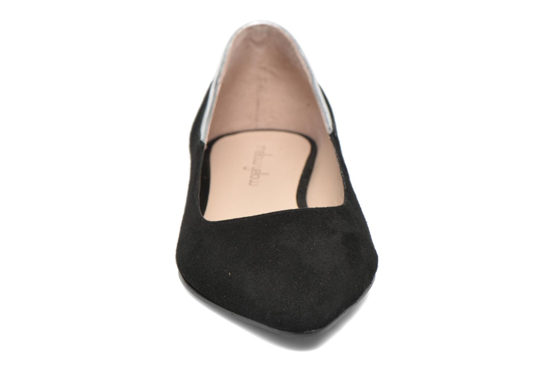Ballerines Mellow Yellow Atamara Noir vue portées chaussures