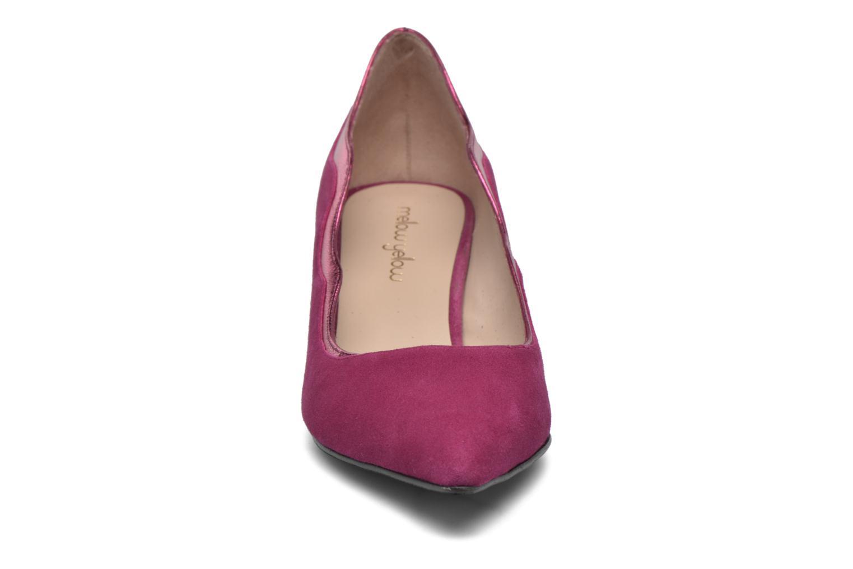 Escarpins Mellow Yellow Atina Rose vue portées chaussures