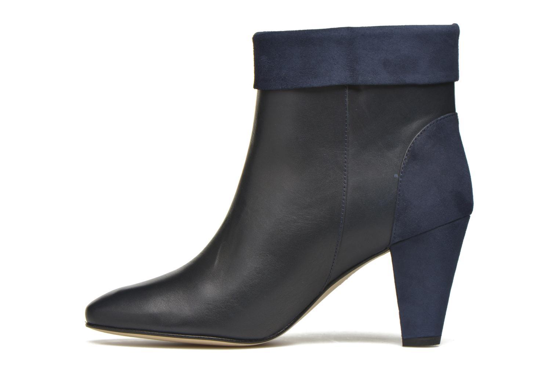 Bottines et boots Petite mendigote Argentiere Bleu vue face