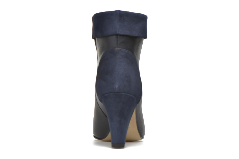 Bottines et boots Petite mendigote Argentiere Bleu vue droite