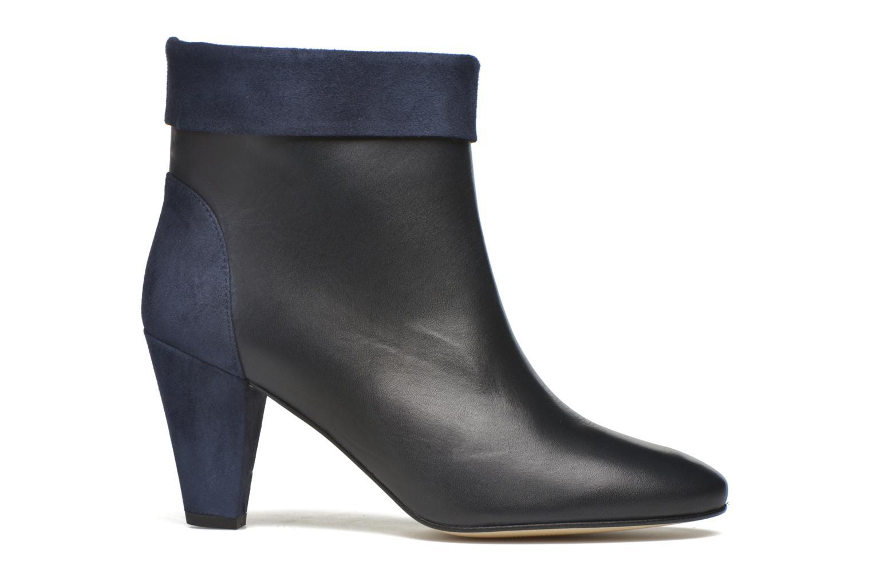 Bottines et boots Petite mendigote Argentiere Bleu vue derrière