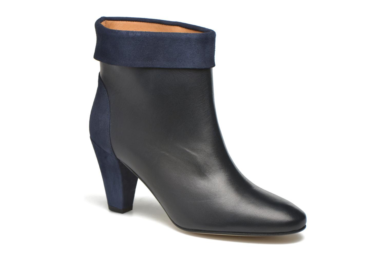 Bottines et boots Petite mendigote Argentiere Bleu vue détail/paire