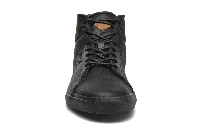 Baskets Reef Ridge Mid Lux Noir vue portées chaussures