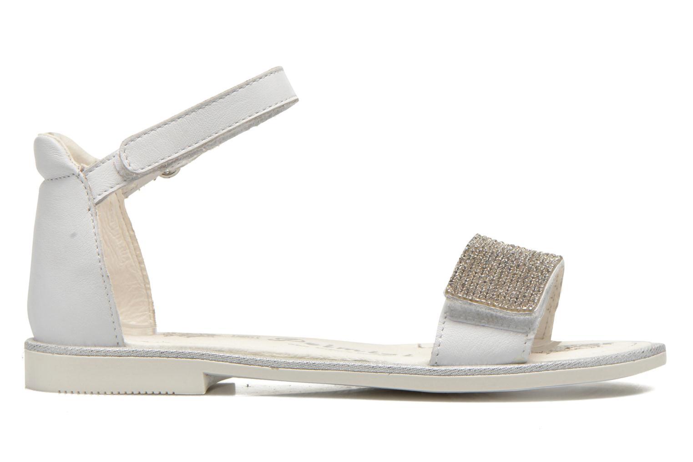 Sandales et nu-pieds Primigi Roxane Blanc vue derrière