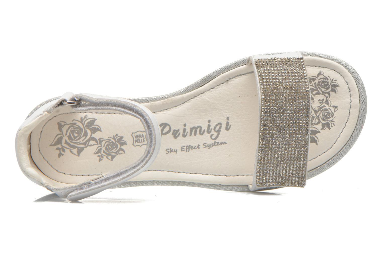 Sandali e scarpe aperte Primigi Roxane Bianco immagine sinistra