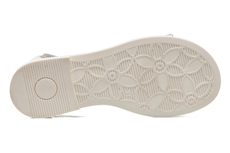 Sandales et nu-pieds Primigi Roxane Blanc vue haut