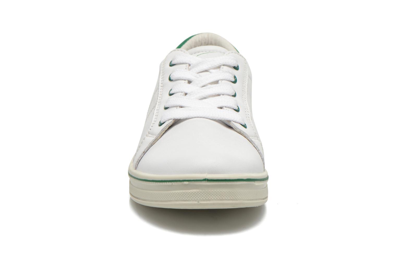 Baskets Primigi Liu' 2 Blanc vue portées chaussures