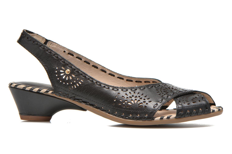 Sandales et nu-pieds Pikolinos Romana W7A-5523 Noir vue derrière