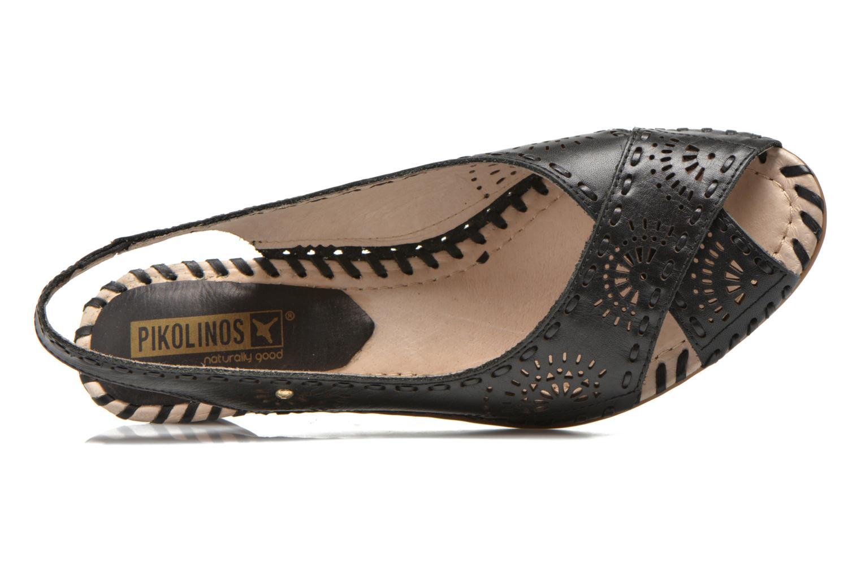 Sandales et nu-pieds Pikolinos Romana W7A-5523 Noir vue gauche