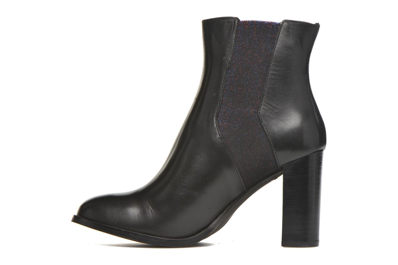 Bottines et boots Mellow Yellow Albina Noir vue face