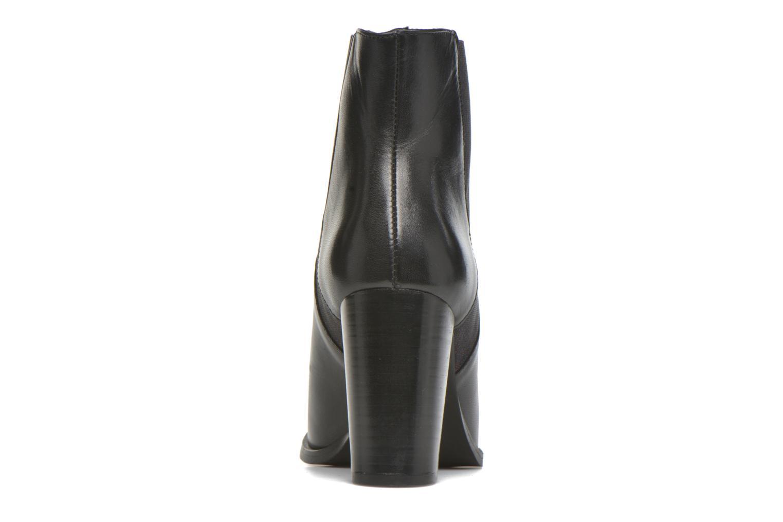 Bottines et boots Mellow Yellow Albina Noir vue droite