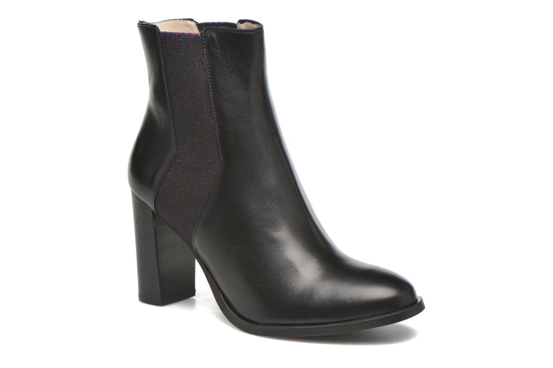 Bottines et boots Mellow Yellow Albina Noir vue détail/paire