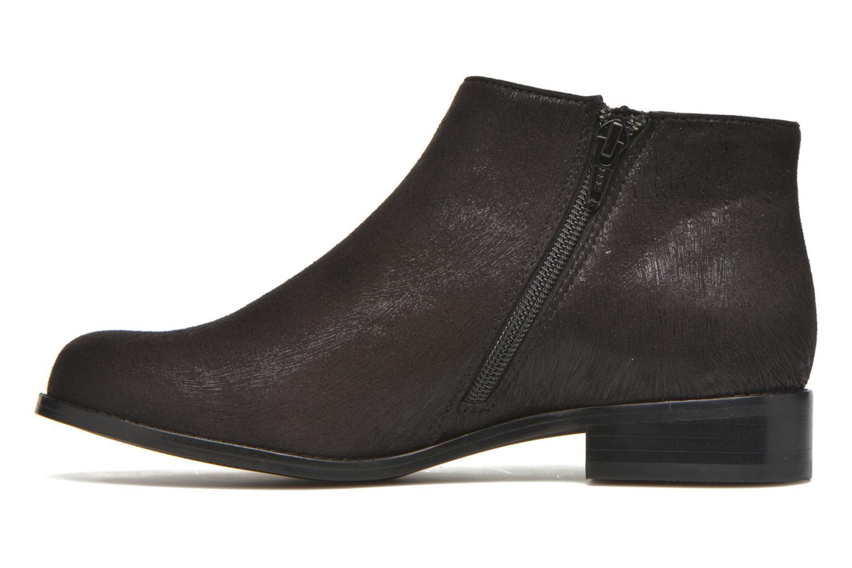 Boots en enkellaarsjes Mellow Yellow Alessia Zwart voorkant