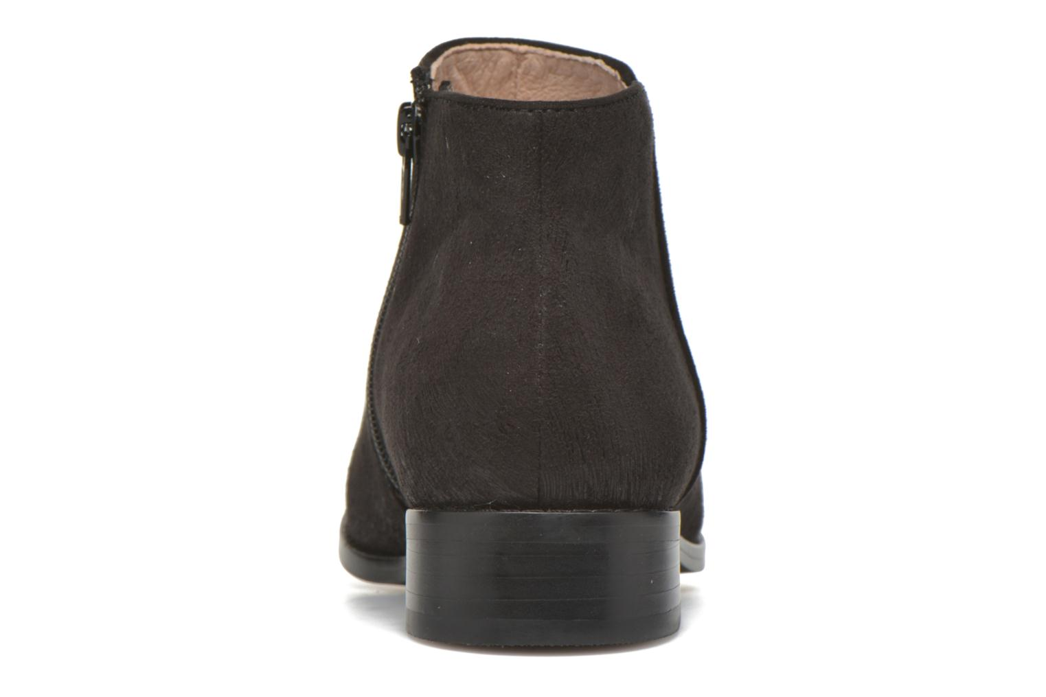 Ankle boots Mellow Yellow Alessia Black view from the right