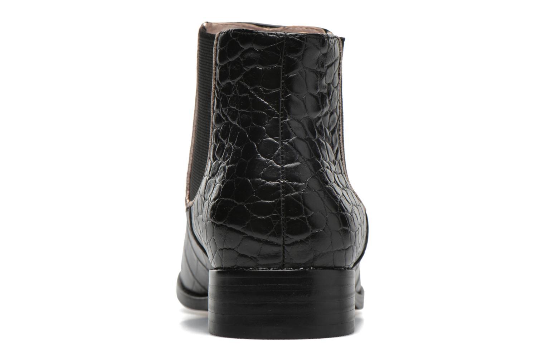Bottines et boots Mellow Yellow Alexia Noir vue droite