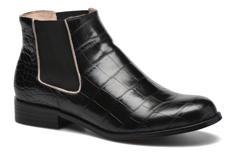 Bottines et boots Mellow Yellow Alexia Noir vue détail/paire