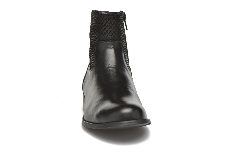 Bottines et boots Mellow Yellow Arado Noir vue portées chaussures