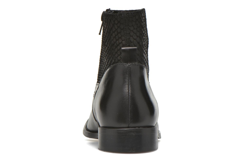 Bottines et boots Mellow Yellow Arado Noir vue droite