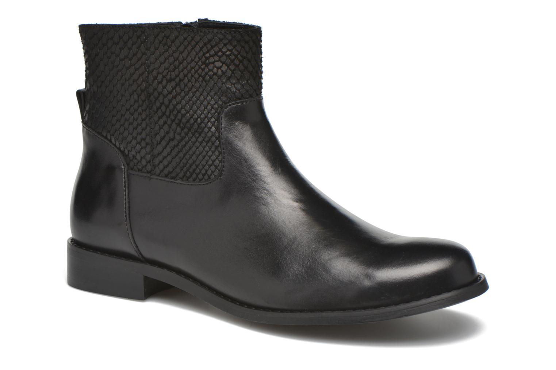 Bottines et boots Mellow Yellow Arado Noir vue détail/paire