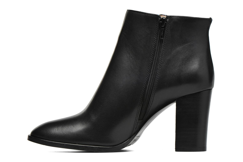 Bottines et boots Mellow Yellow Arimalia Noir vue face