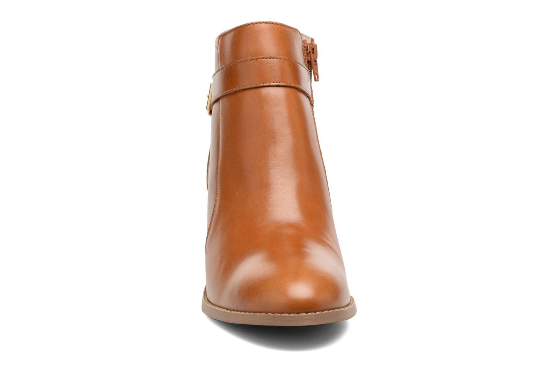 Bottines et boots Mellow Yellow Postiche Marron vue portées chaussures