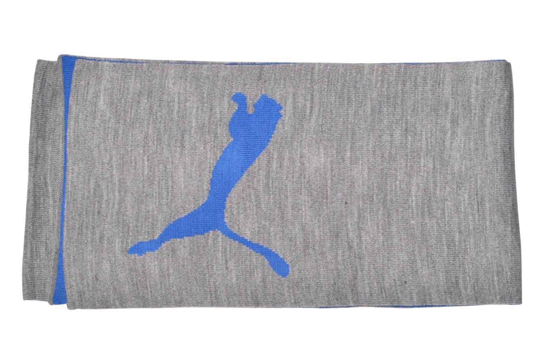 Divers Puma Echarpe tricotée Gris vue derrière
