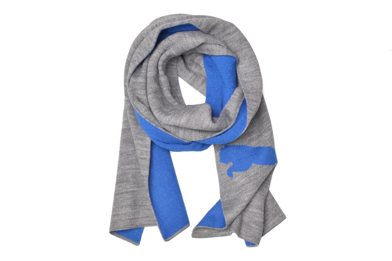 Echarpe tricotée Gray
