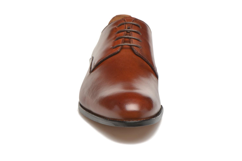 Snøresko Marvin&Co Naust Brun se skoene på