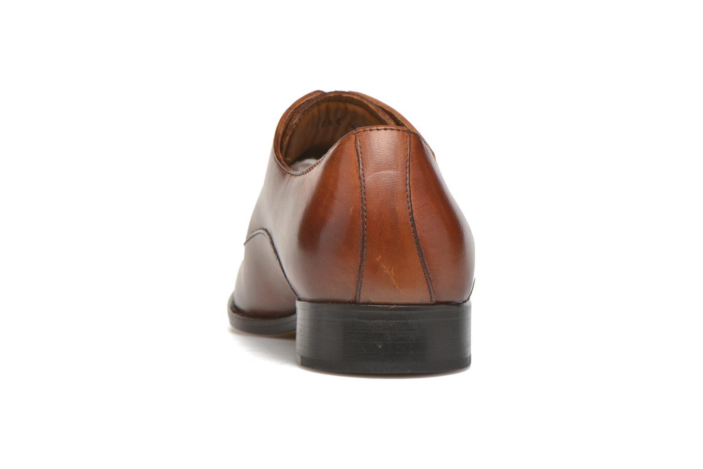 Scarpe con lacci Marvin&Co Naust Marrone immagine destra