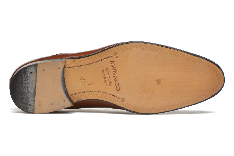 Scarpe con lacci Marvin&Co Naust Marrone immagine dall'alto