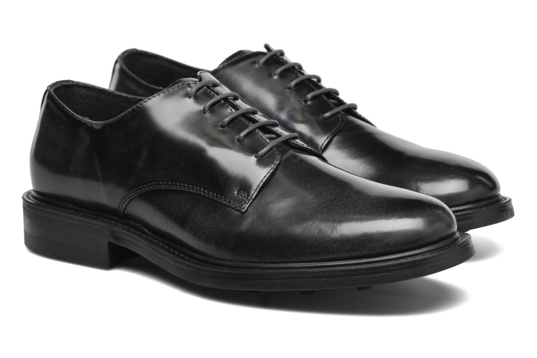 Chaussures à lacets Mr SARENZA Nobil Gris vue derrière