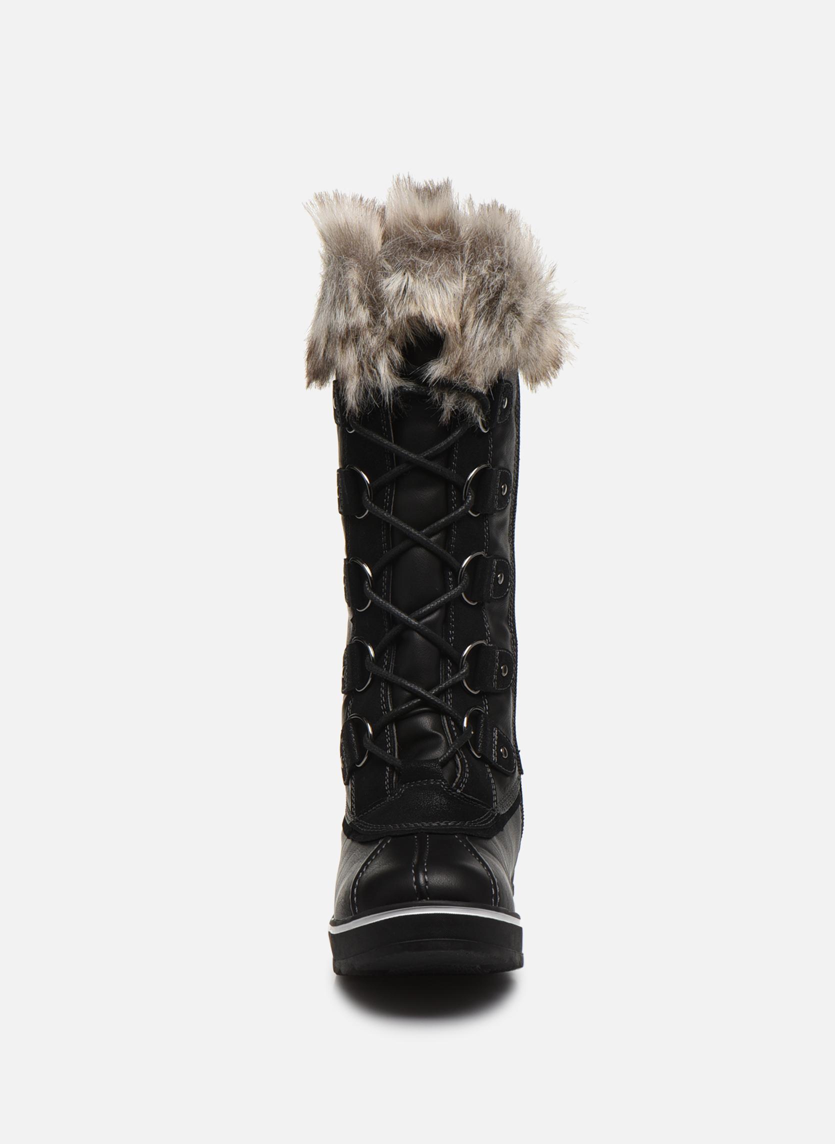 Chaussures de sport Kimberfeel Beverly Noir vue portées chaussures