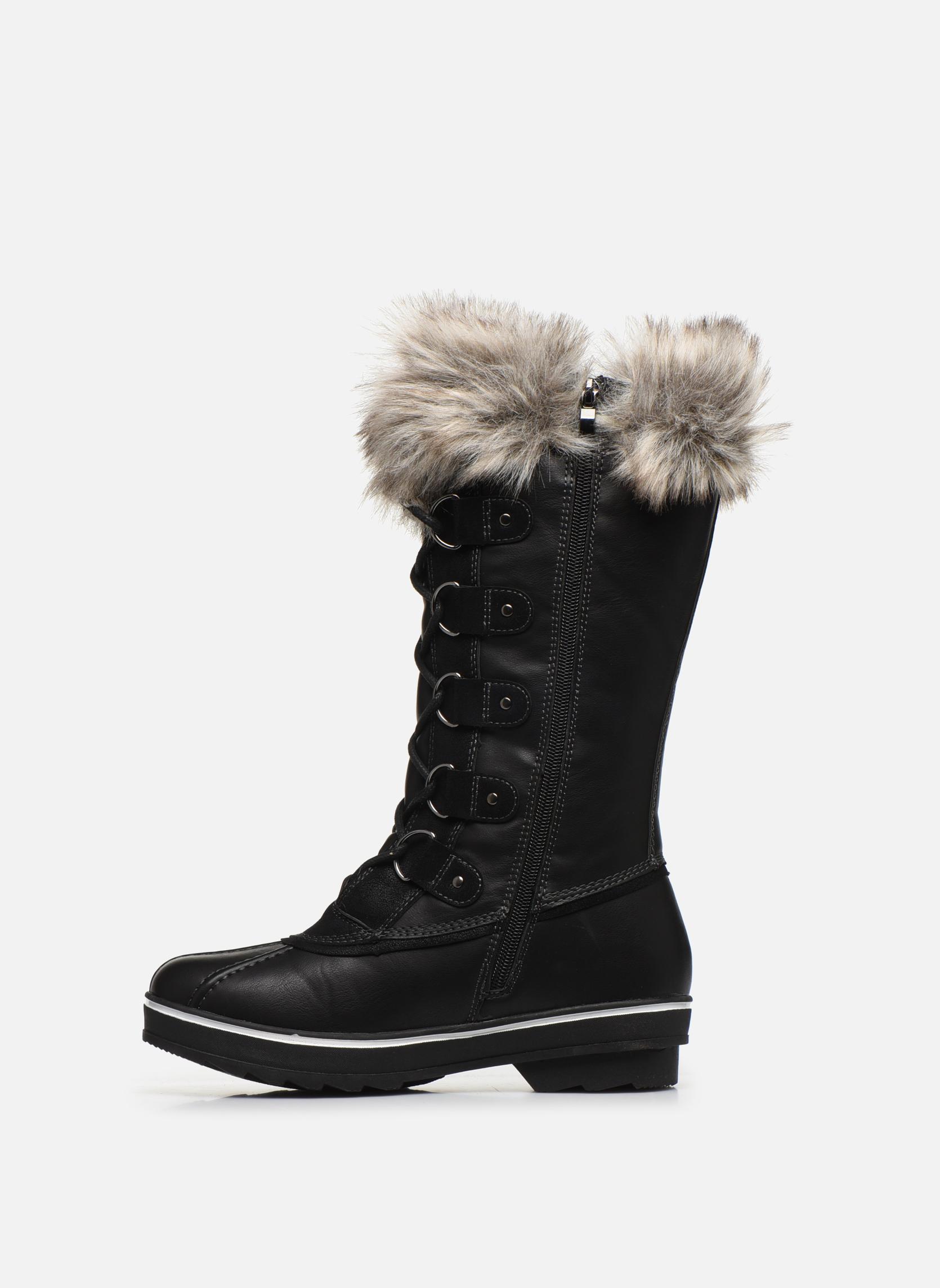 Chaussures de sport Kimberfeel Beverly Noir vue face