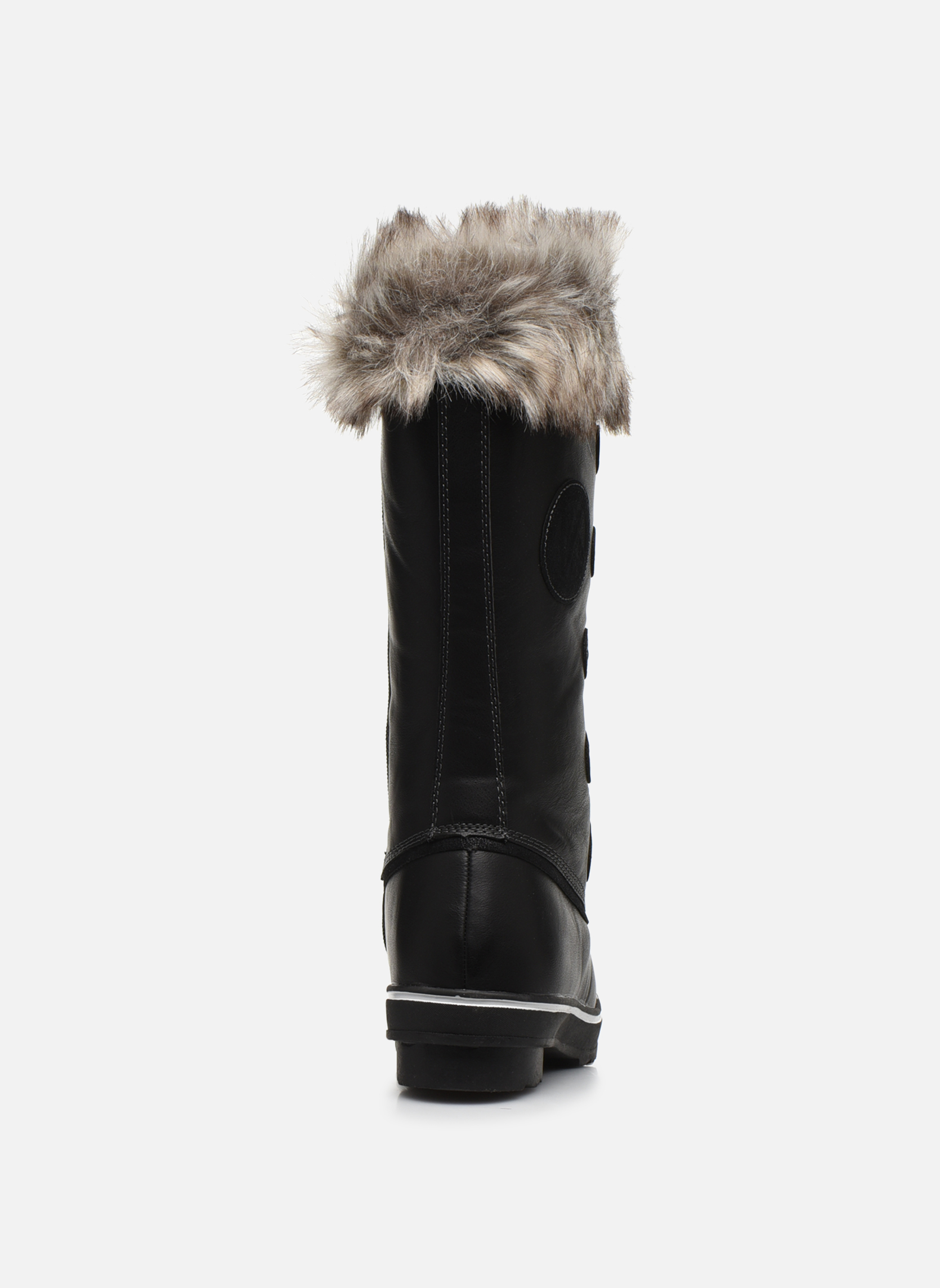 Chaussures de sport Kimberfeel Beverly Noir vue droite