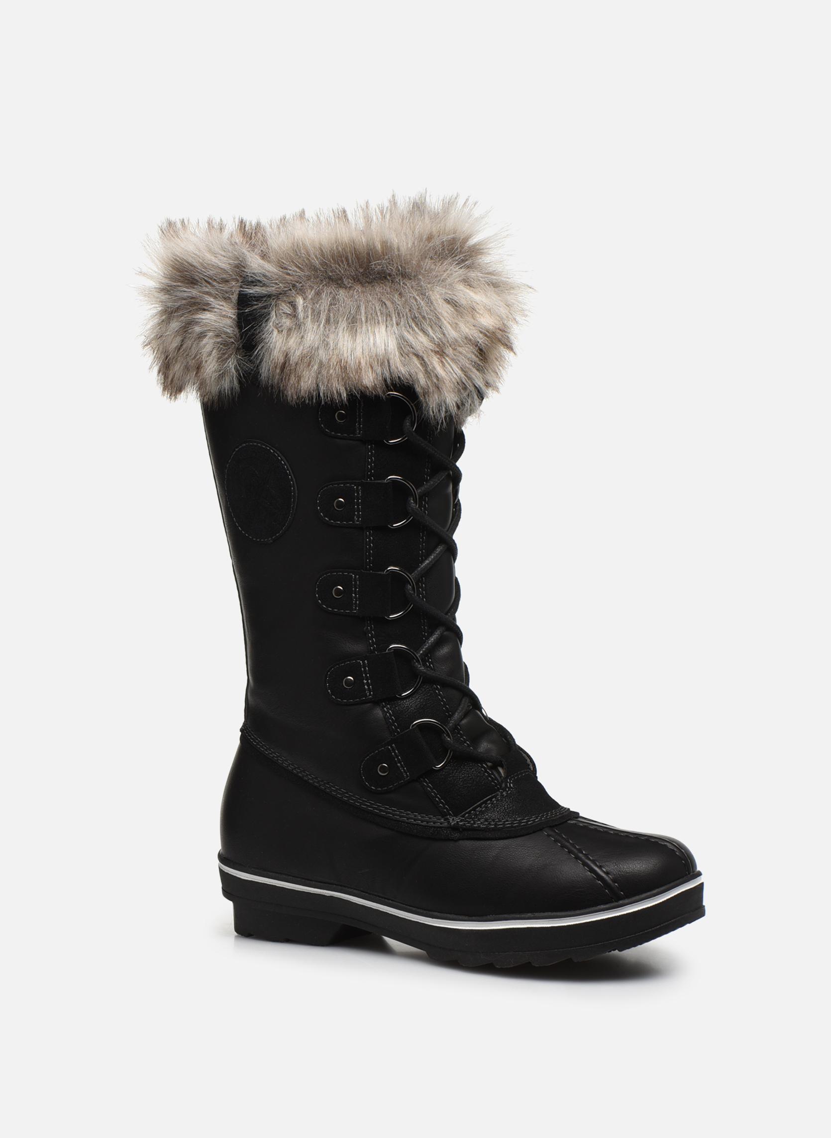 Chaussures de sport Kimberfeel Beverly Noir vue détail/paire