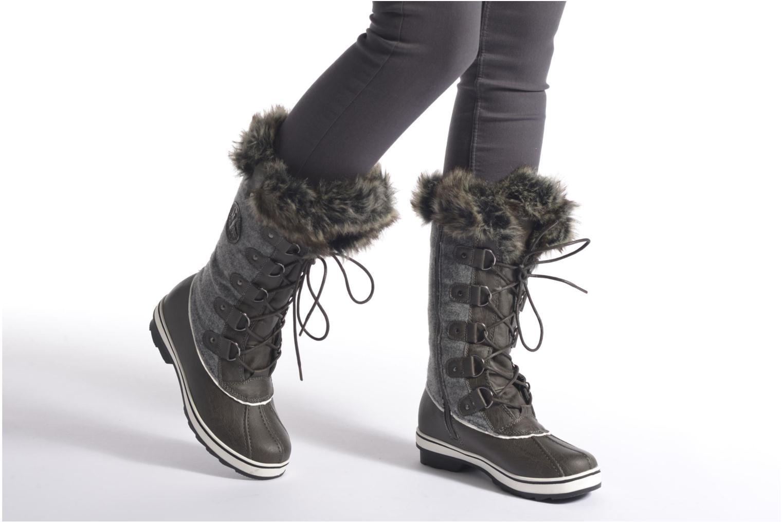 Zapatillas de deporte Kimberfeel Sissi Gris vista de abajo