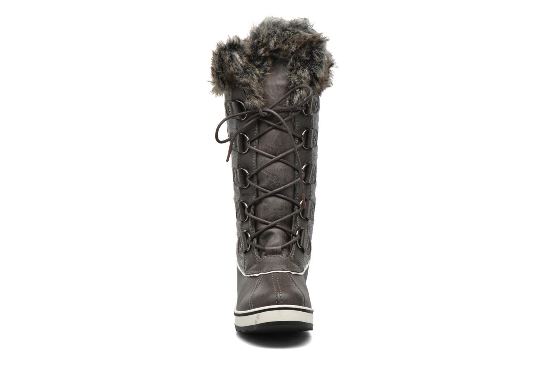 Zapatillas de deporte Kimberfeel Sissi Gris vista del modelo